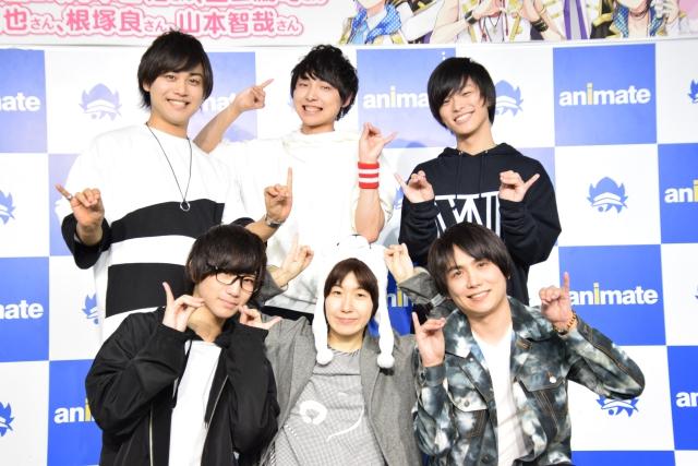 『モザチュン』コミックス発売記念イベントをレポート!