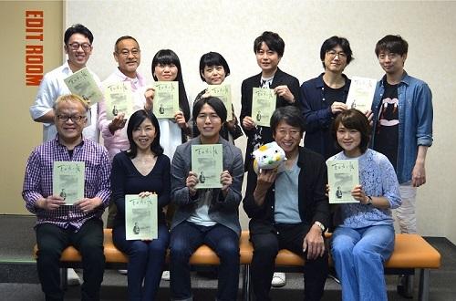 『劇場版 夏目友人帳 』神谷浩史・井上和彦のコメント到着