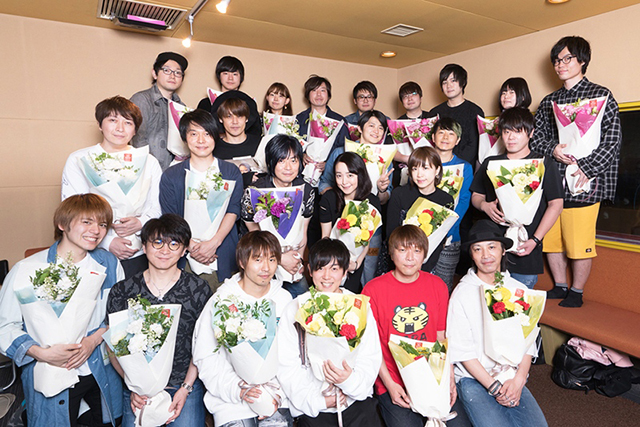 『弱虫ペダル GLORY LINE』25話先行カット&最終回アフレコ写真到着!