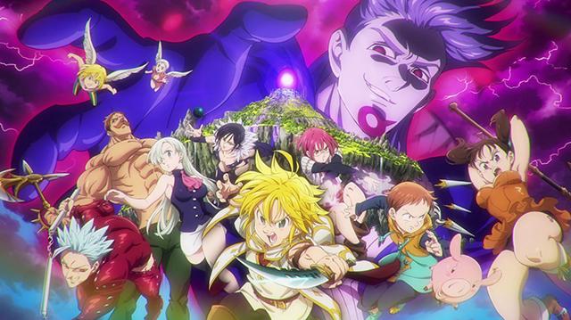 『劇場版 七つの大罪』主題歌が乃木坂46に決定!