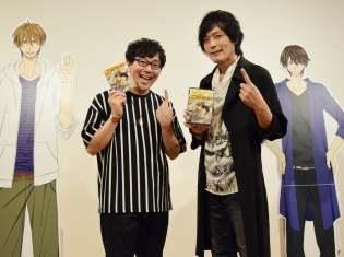 高橋広樹さん、小野友樹さんが「きゅんきゅんカード」に大興奮! ドラマCD『抱かれたい男1位に脅されています。4』発売記念イベントレポート&キャストインタビューをお届け!