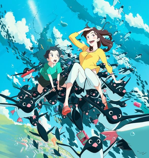 『ペンギン・ハイウェイ』北香那さん&蒼井優さんインタビュー|実写では飛び込めないところに行けるのがアニメの魅力