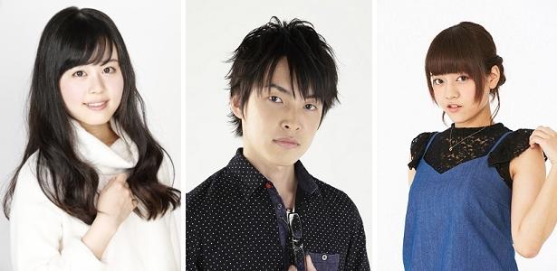 ▲左から日岡なつみさん、田丸篤志さん、朝井彩加さん