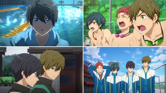 Free!-Dive to the Future--4