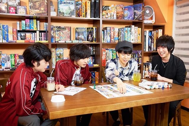 岡本信彦&堀江瞬MCの『ボドあそ』第1回より先行カット解禁