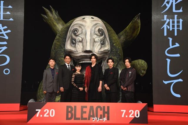 映画『ブリーチ』ジャパンプレミアイベントレポが到着!