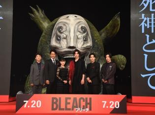 実写映画『BLEACH(ブリーチ)』ジャパンプレミアイベントレポートが到着! 福士蒼汰さん、壮絶アクションシーンに「自分に度肝を抜かれた」