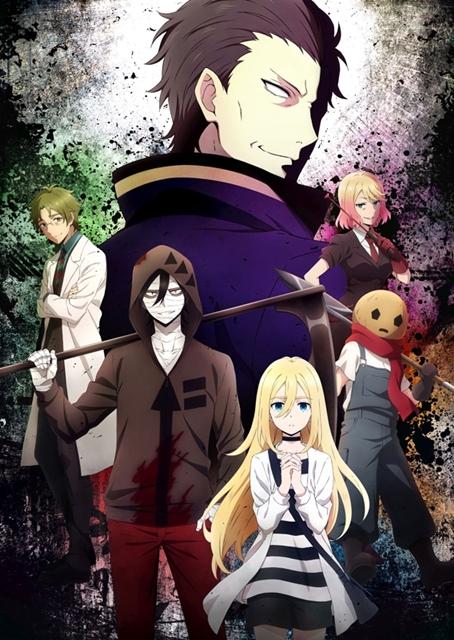 『殺戮の天使』BD&DVD4ヶ月連続リリース!