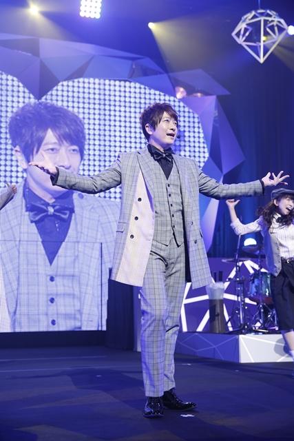 小野大輔初のワンマンライブツアー,名古屋公演の公式写真を公開