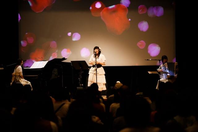 霜月はるかさん「ティンダーリアの種10周年記念ライブ」より公式レポート到着! 今秋のニューアルバム情報も発表-3