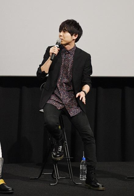 梶裕貴さん(ケンタッキー役)