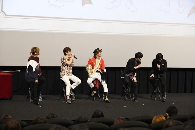 TVアニメ『千銃士』の魅力を語る八代拓さんらが登壇した先行上映会レポート