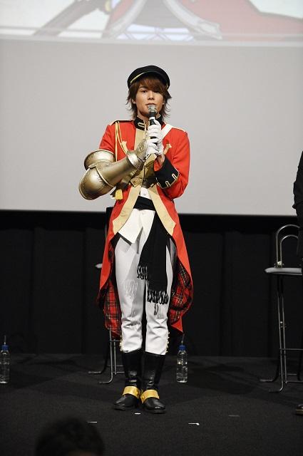 八代拓さんがキャラクター衣装で登場! キャスト5人が作品の魅力を語るTVアニメ『千銃士』第1話先行上映会をレポートの画像-12