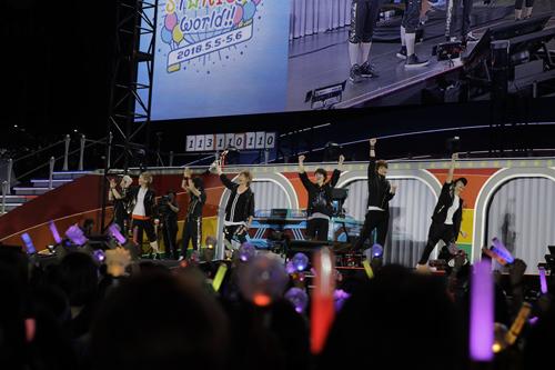 初開催『うた☆プリ』ST☆RISHファンミーティングをレポート! ST☆RISHの7人がトークやゲーム、ライブでファンを魅了!!