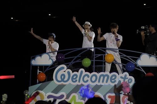 初開催『うた☆プリ』ST☆RISHファンミーティングをレポート! ST☆RISHの7人がトークやゲーム、ライブでファンを魅了!!の画像-2