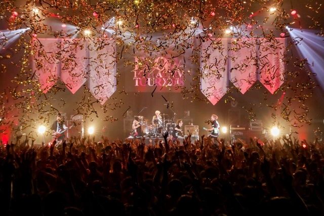 『水樹奈々のMの世界』3月19日(月)放送回はFLOWがゲスト 1月の武道館公演にゲスト出演した経緯や思い出のアニソンを語る-3