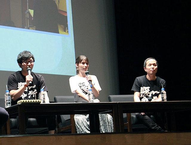 『アンゴルモア元寇合戦記』小野友樹・Lynn登壇、先行上映会の公式レポ到着