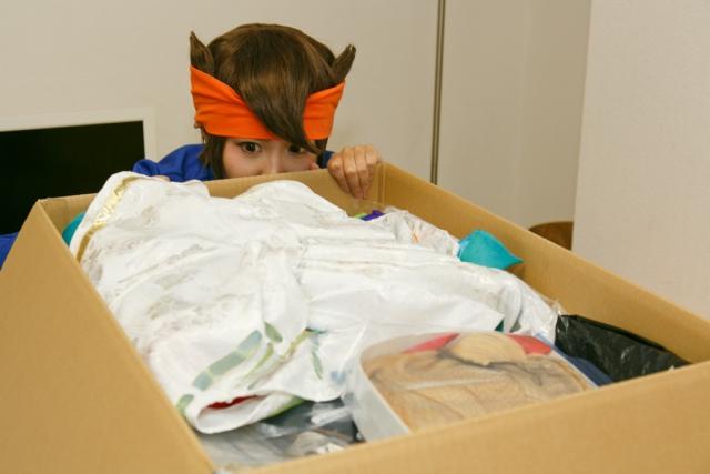 """コスプレイヤー・コノミアキラさんのお部屋をスッキリ!スマホ収納サービス「サマリーポケット」を利用してもう1つの""""衣装部屋""""を作ろう!の画像-19"""