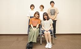 『ハッピーシュガーライフ』花澤香菜ら出演声優5名の公式コメント公開