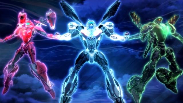 『重神機パンドーラ』第24話「進化の果て」の先行場面カット&あらすじ公開! レオンはロンとの対話の中で、「渾沌」がもたらした進化の深淵を知る-2