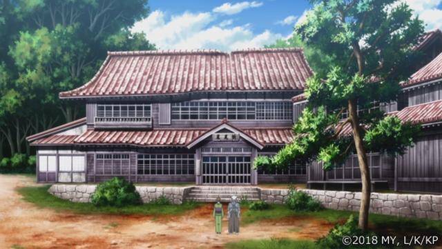 『かくりよの宿飯』第24話「玉の枝サバイバル。」の先行場面カット公開! 葵は銀次、乱丸、チビとともに水墨画の世界に向かう-27