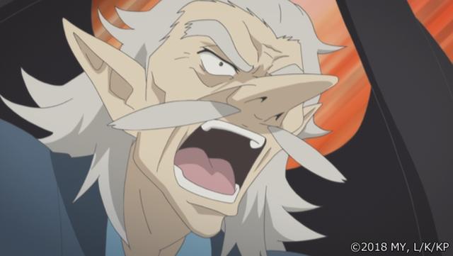 『かくりよの宿飯』第24話「玉の枝サバイバル。」の先行場面カット公開! 葵は銀次、乱丸、チビとともに水墨画の世界に向かう-23