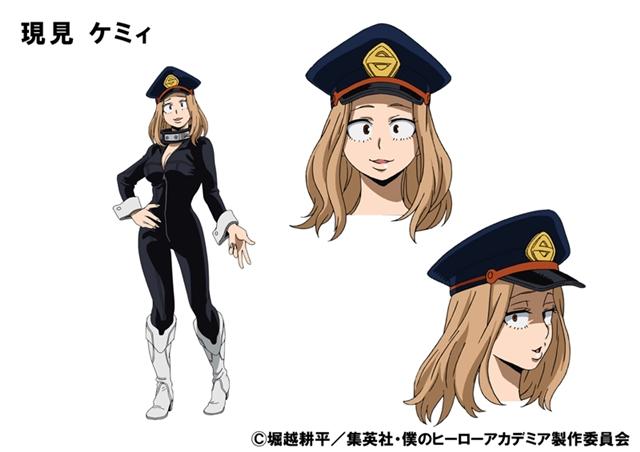 『僕のヒーローアカデミア』より、雄英高校制服(女子ベスト)がACOS(アコス)から発売決定-7