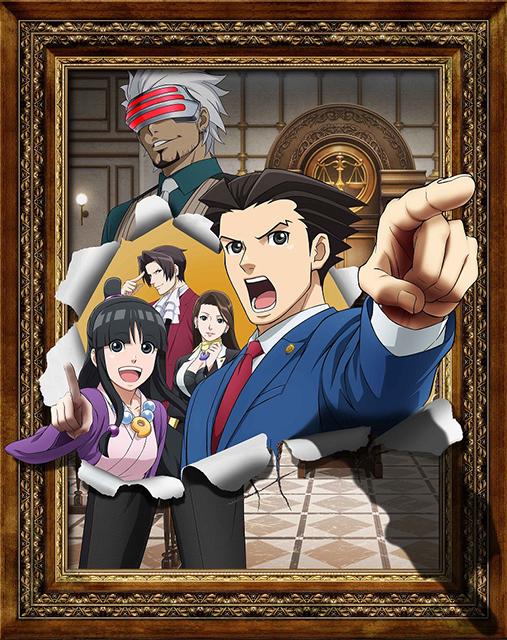 『逆転裁判』TVアニメ続編の放送時期が決定!