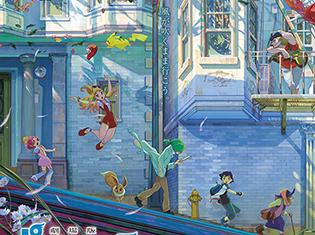『劇場版ポケットモンスター みんなの物語』公開記念! 四宮義俊氏が描く、スペシャルアートが解禁! 芦田愛菜さん、川栄李奈さんらからのコメントも到着