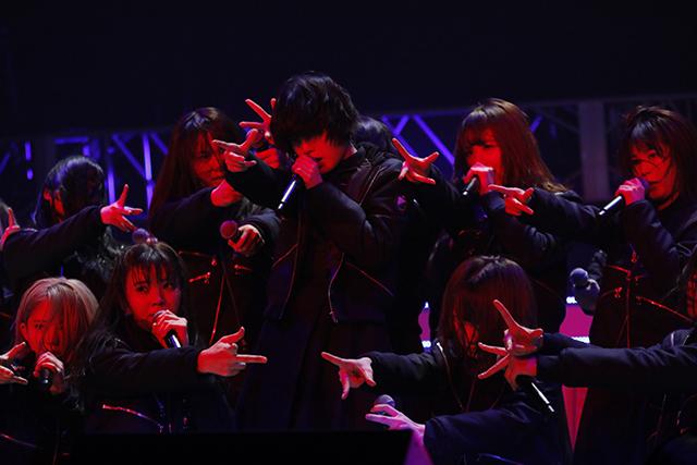 『アイドリッシュセブン 1st LIVE 「Road To Infinity」展覧会』をレポート! 煌びやかな衣裳・写真・映像でライブが追体験できる!-43