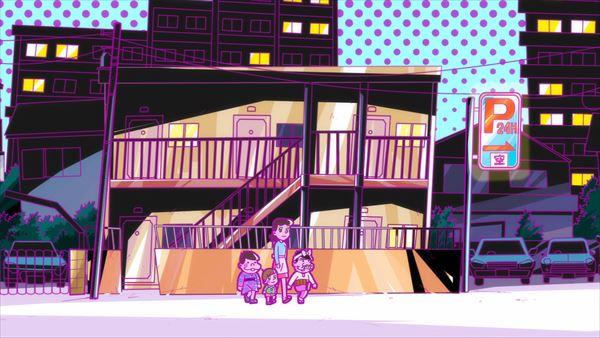 『深夜!天才バカボン』第1話あらすじ&場面カットが到着! お久しぶりのバカボン一家と町の人たちが、装いも新たに(?)大騒動を巻き起こす!?