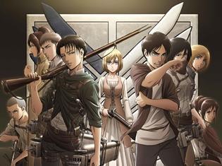 テレビアニメ『進撃の巨人』Season 3 オープニングテーマをX JAPAN feat.HYDEが担当! 梶裕貴さん「世界中で活躍されているアーティストと作品を通して関われることが夢のよう」