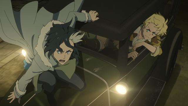 『天狼 Sirius the Jaeger(シリウス)』第4話あらすじ&場面カットが到着! 「キャストサイン入り番宣ポスター」が当たるクイズキャンペーン第4弾も実施-5