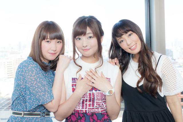 『アリスギア』×『FAガール』沼倉愛美、佳穂成美、日笠陽子インタビュー