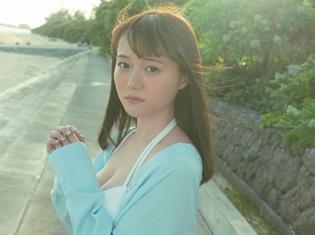 『けものフレンズ』サーバル役でお馴染みの声優・尾崎由香さん1st写真集の先行カットがFRIDAYで公開! ピュアな初水着も解禁!