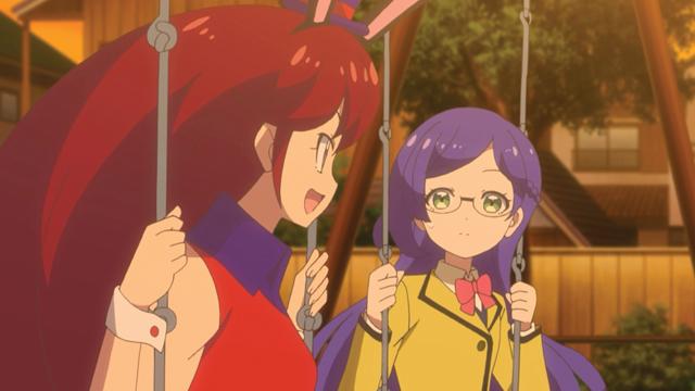 TVアニメ『キラッとプリ☆チャン』第38話先行場面カット・あらすじ到着!ミラクル☆キラッツの三人はある人物からとっておきの策を提案されて……-15