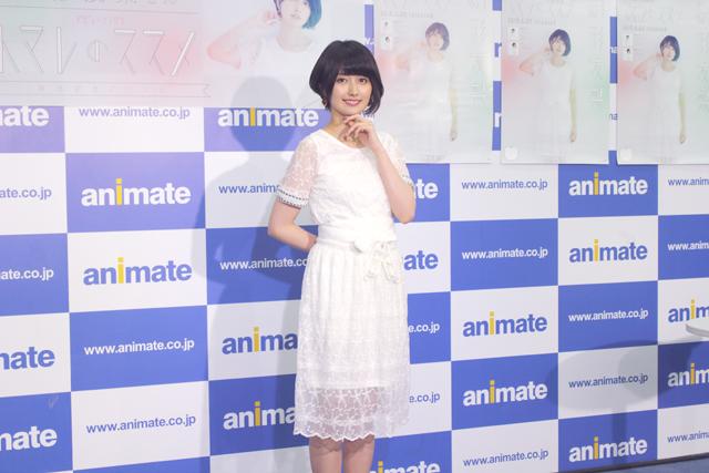 声優・駒形友梨さんのソロデビュー曲『トマレのススメ』は温かく、疾走感ある楽曲に/インタビュー-2