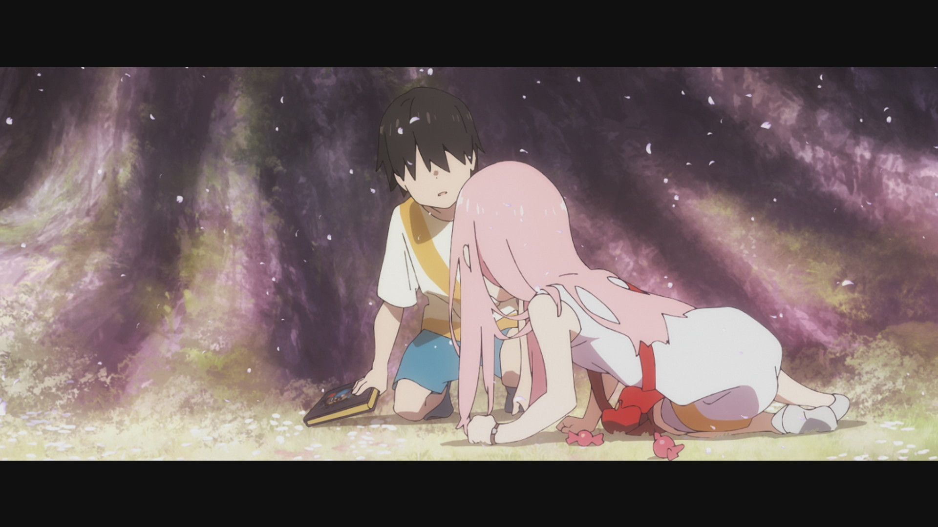 『ダーリン・イン・ザ・フランキス』TVアニメ第24話 Play Back: コドモたちが勝ち取った未来、物語は続いていく――