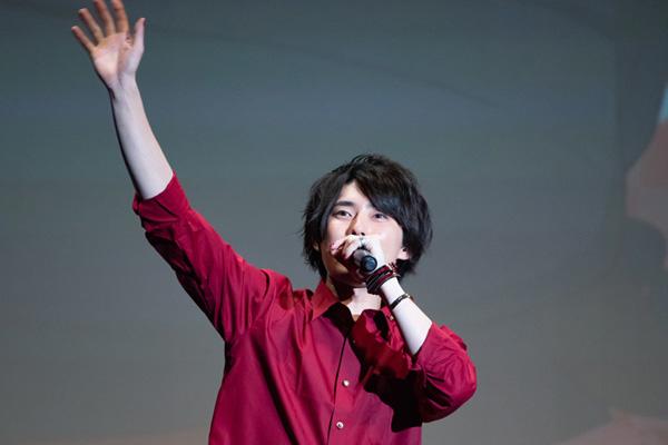 増田俊樹さん(加州清光役)