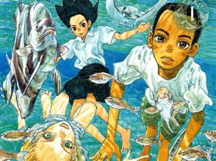 STUDIO4℃が、奇才・五十嵐大介氏のコミック『海獣の子供』をアニメ映画化! 劇場公開に向け、鋭意制作中