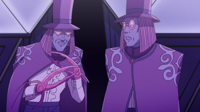 TVアニメ『悪偶 -天才人形-』第9話のあらすじ&先行場面カットが公開! 李純貞を責める黄鶯鶯に李白綿がかけた言葉とは……-6