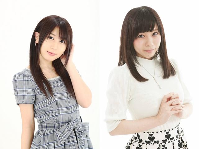 ▲左から新田ひよりさん、八木侑紀さん