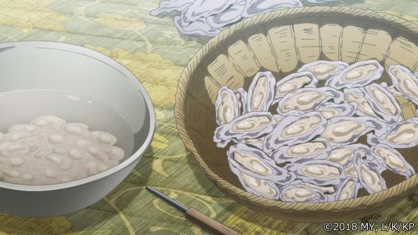 『かくりよの宿飯』第24話「玉の枝サバイバル。」の先行場面カット公開! 葵は銀次、乱丸、チビとともに水墨画の世界に向かう-40
