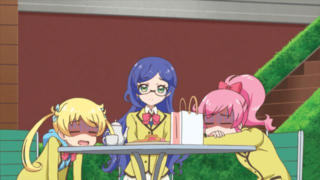 TVアニメ『キラッとプリ☆チャン』第46話先行場面カット・あらすじ到着!アンジュは、あいらに心に秘めた本当の思いを漏らす――-3