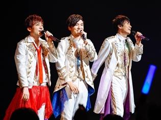 『アイドルタイムプリパラ 』人気男子チーム「WITH」の単独イベントが、BD&DVDとなって12月7日発売決定! 特報ムービーも公開
