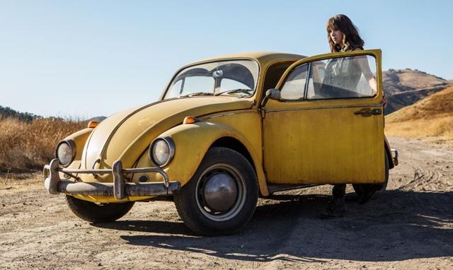 『バンブルビー』映画の日本公開は2019年春に決定!
