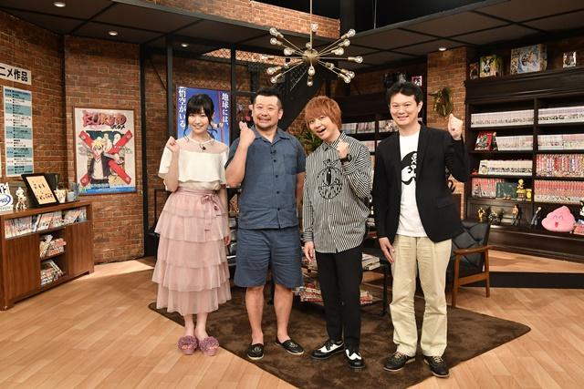 週刊少年ジャンプ原作のアニメ5作品がアニマックスにて一挙放送決定!