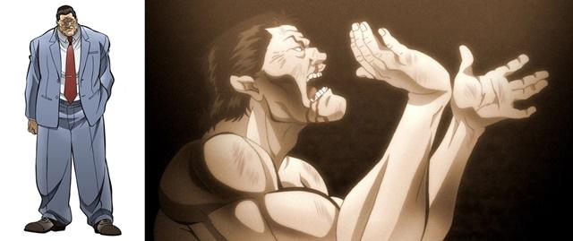 TVアニメ『バキ』にキャイ~ン・天野ひろゆきさんが参戦! 鈴木達央さんが演じる柴千春などキャラクター情報も公開