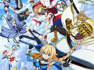 『叛逆性ミリオンアーサー』2018年10月よりTVアニメ放送開始! 茜屋日海夏さん、高橋李依さんら追加キャストも発表!