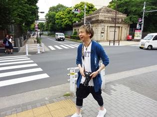 旅専門チャンネル「タビテレ」にて『声優カメラ旅』が7月28日配信! 第2話は諏訪部順一さんが上野を巡る!